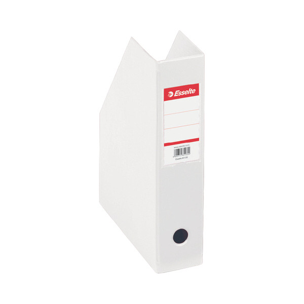 Esselte Stehsammler 56000 70x242x318mm A4 Pappe folienkaschiert weiß