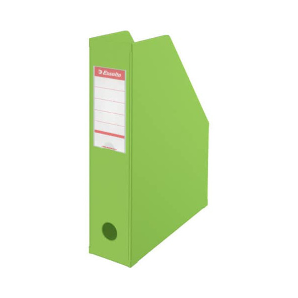 Esselte Stehsammler 56006 70x242x318mm A4 Pappe folienkaschiert grün