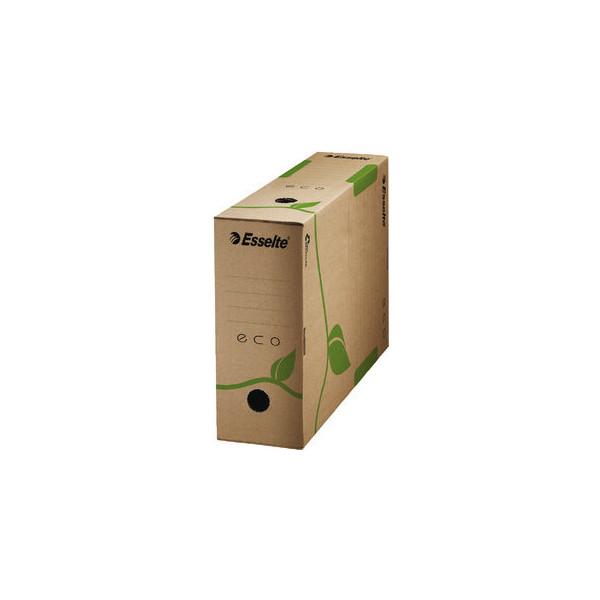 Esselte Archivbox ECO naturbraun 10 x 32,7 x 23,3 cm DIN A4