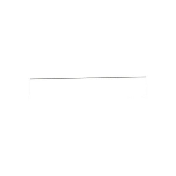 Franken Kartonstreifen f. C-Profile weiss 5x1m H 15mm