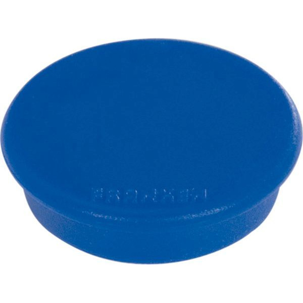 Franken Haftmagnete Durchmesser 38mm blau 10 St