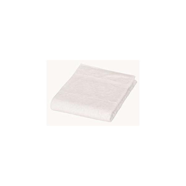 Handtuch Frottee 50 x 100 cm weiß