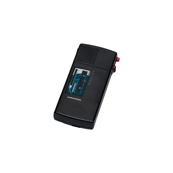 Grundig Diktiergerät Stenorette Sh 24 analog schwarz