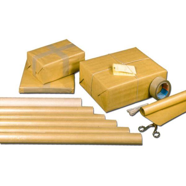 Staufen Natron-Packpapier-Rolle/3305 100cm x 5m 80 g/qm