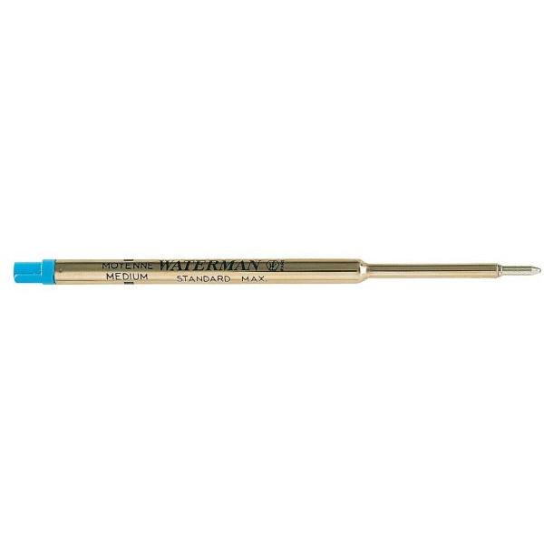 WATERMAN Kugelschreibermine M blau Großraummine