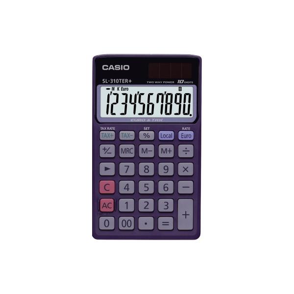 CASIO Taschenrechner SL310TER+