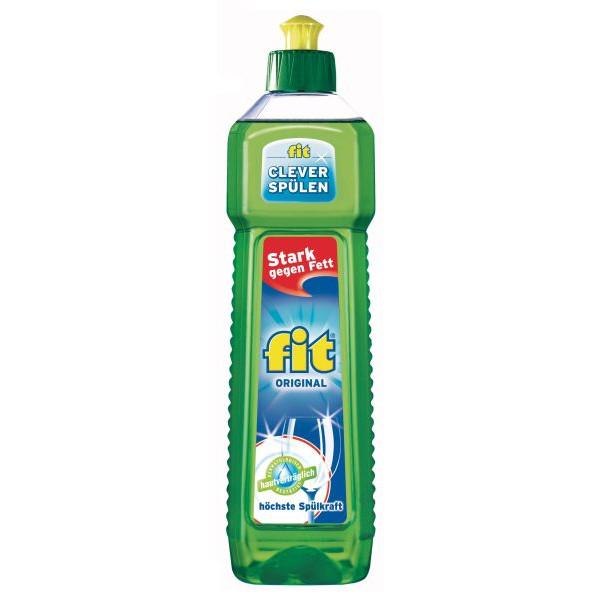 (3,15 EUR/1 l) Fit Handspülmittel Original Flasche 750 ml