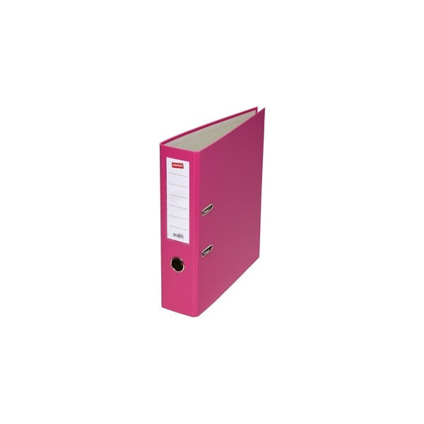 Staples Ordner pink A4 80mm breit