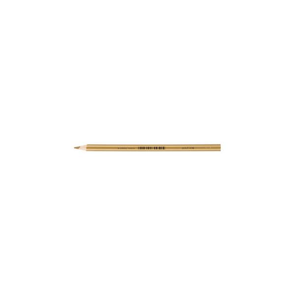 Jolly Buntstifte Supersticks Classic gold 8 x 175mm