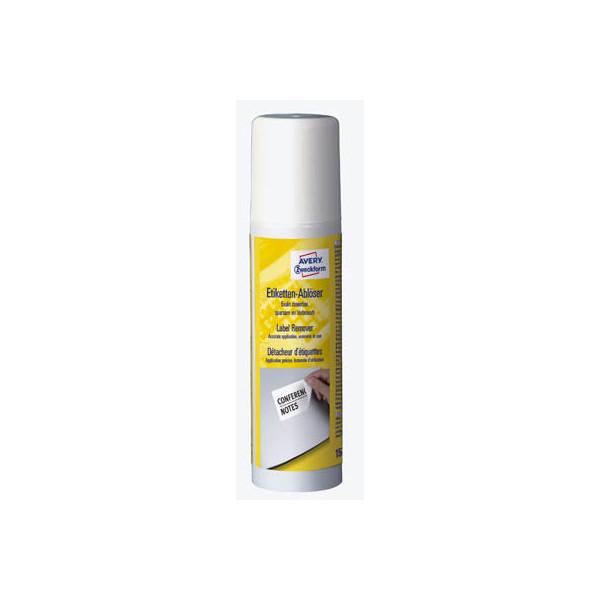 (4,88 EUR/100 ml) Zweckform Etikettenlöser 3590 Spraydose 150 ml