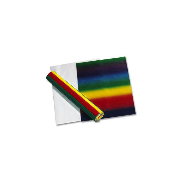 folia Geschenk-Seidenpapier 90012 zitronengelb 50x70cm 26 Bögen