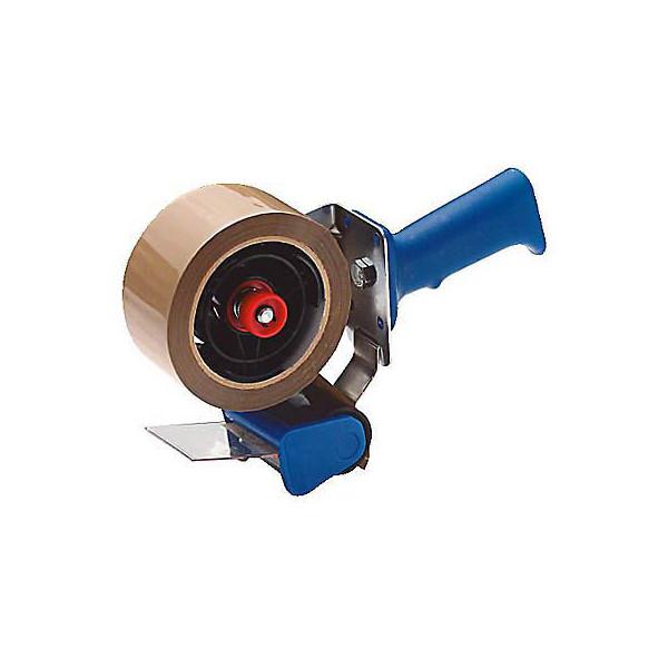 Supra Packbandabroller 100.097, mit Bremse, für Packband bis 50mm x 66m