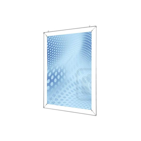 Showdown Displays Spannrahmen für DIN A1 59,4 x 84,1 cm (BxH)