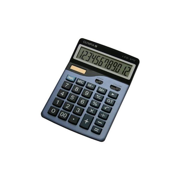 Olympia Tischrechner LCD-5112