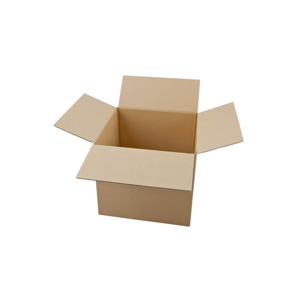 Faltkartons 33 x 29 x 31,7cm braun 20 Stück Wellpappe