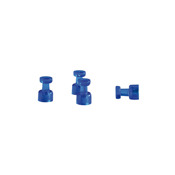 FRANKEN Memohalter Ř 18 mm dunkelblau 4 St