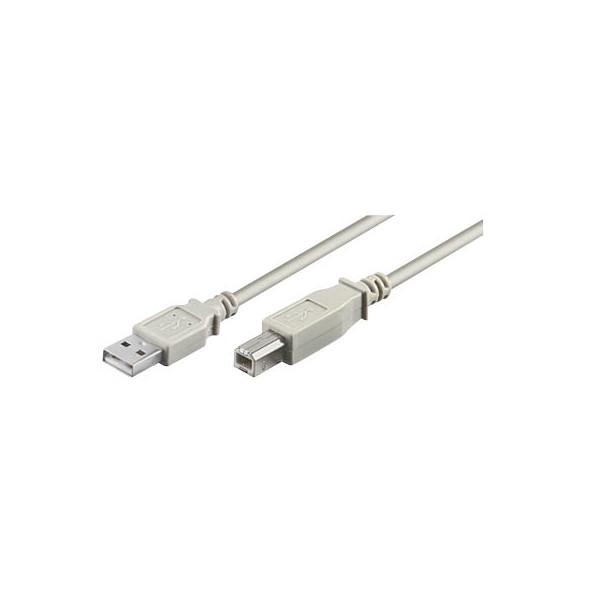 goobay USB 2.0-Anschlusskabel 5,0 m