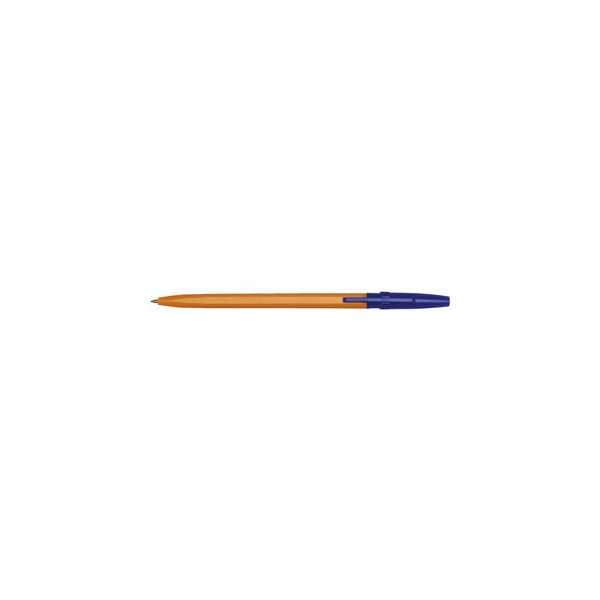 Kugelschreiber Einweg blau F 50 Stück