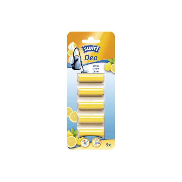 swirl Staubsaugerdeo Citrus Duftsticks 5 Stück