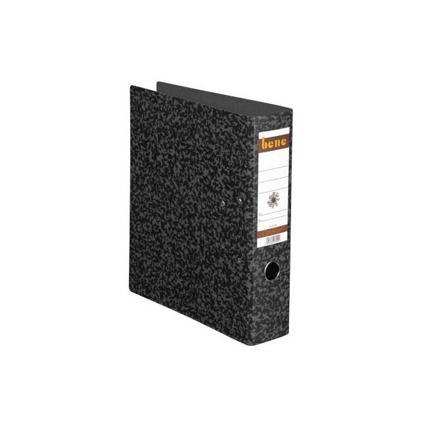 bene Standard 91300 schwarz Ordner A4 80mm breit