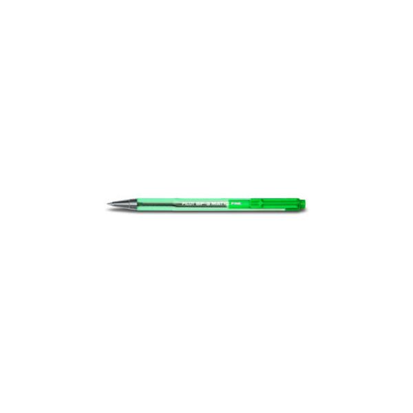 PILOT Kugelschreiber BP-S Matic grün 0,3 mm Druckmechanik