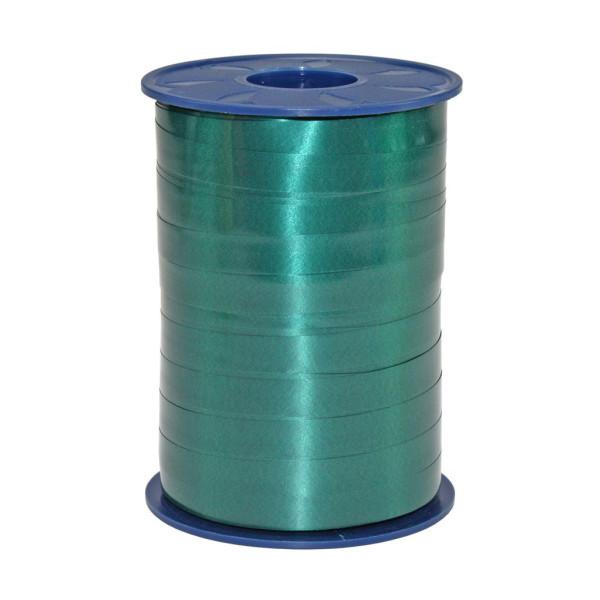 Präsent Geschenkband Ringelband 10mm x 250m tannengrün