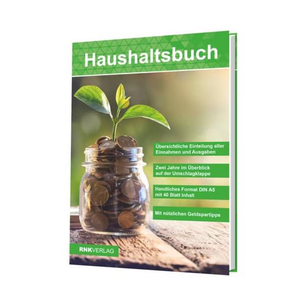 RNK Haushaltsbuch m.Ratgebert. A5 36Bl