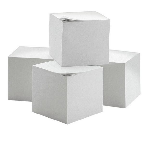 folia Notizzettel für Zettelboxen weiß 700 Blatt