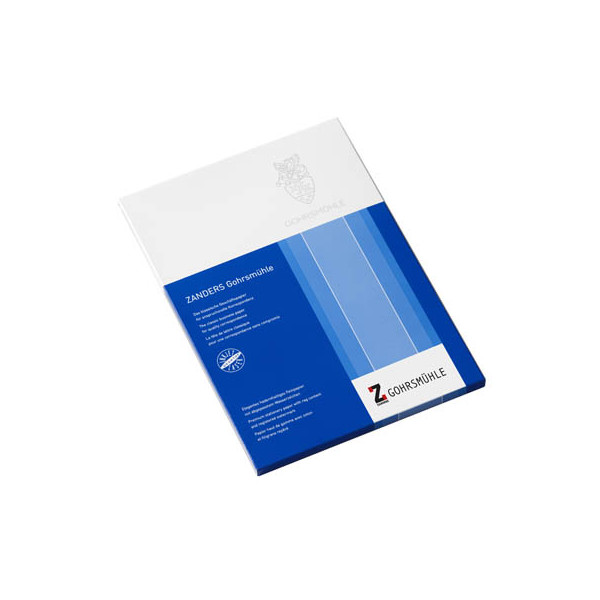 Zanders Kopierpapier Gohrsmühle mit Wasserzeichen A4 80g weiß 100 Blatt