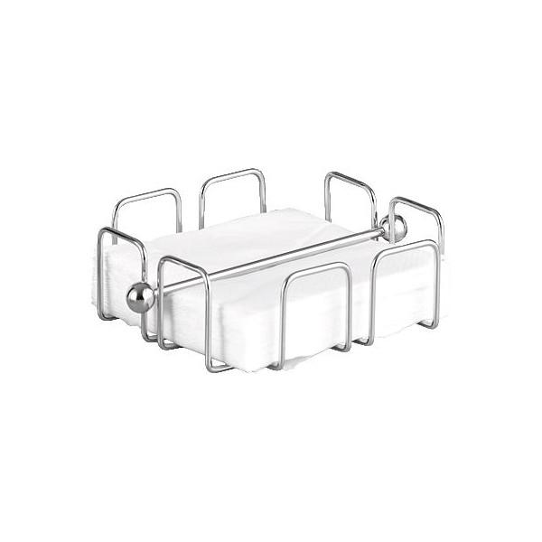 APS Serviettenhalter Wire 11763 Metall verchromt für 50 Servietten ŕ 33 x 33 cm