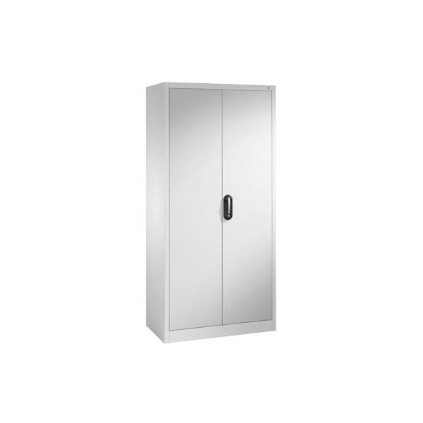 CP Aktenschrank 9260-000, Stahl abschliessbar, 5 OH, 93 x 195 x 40 cm, lichtgrau