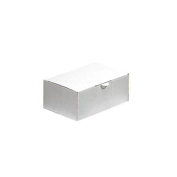 Versandschachtel 1-wellig 190x131x76 mm weiß 20 Stück