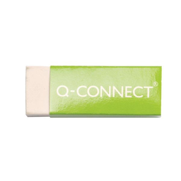 Q-CONNECT Radiergummi 60x22x11mm f.Bleistift