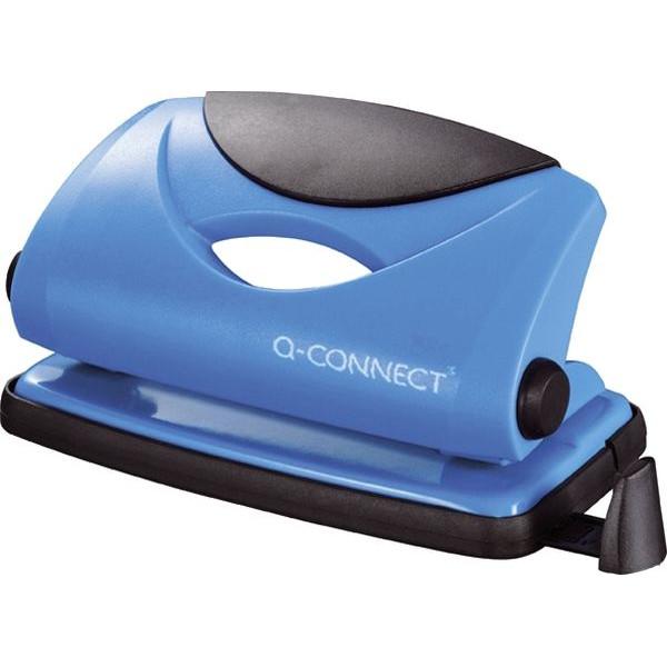 Q-CONNECT Locher leicht Stanzleist.1mm blau