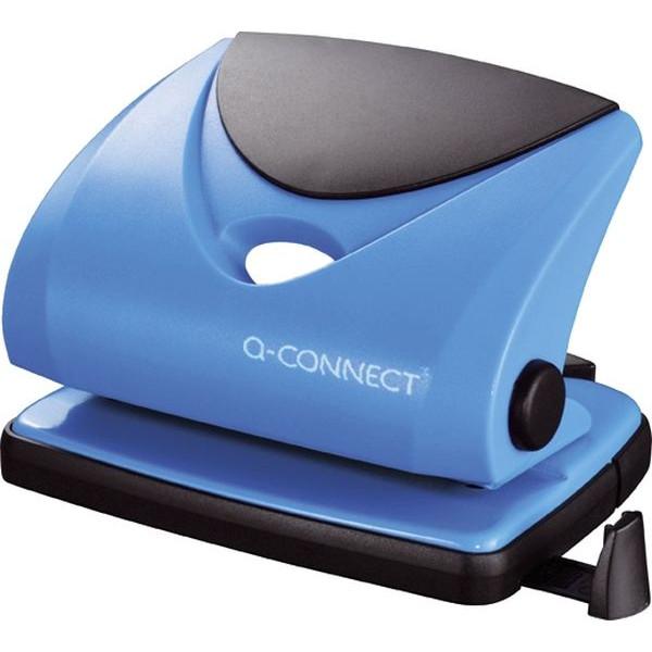 Q-CONNECT Locher mittel Stanzleist.2mm blau