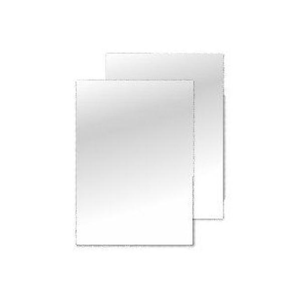 Q-CONNECT Umschlagkarton KF00498 A4 Karton 250 g/m² weiß hochglänzend 100 Stück