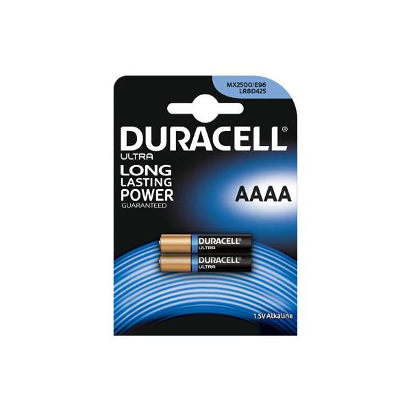 Duracell Batterie Ultra Mini / LR8D425 / AAAA 041660