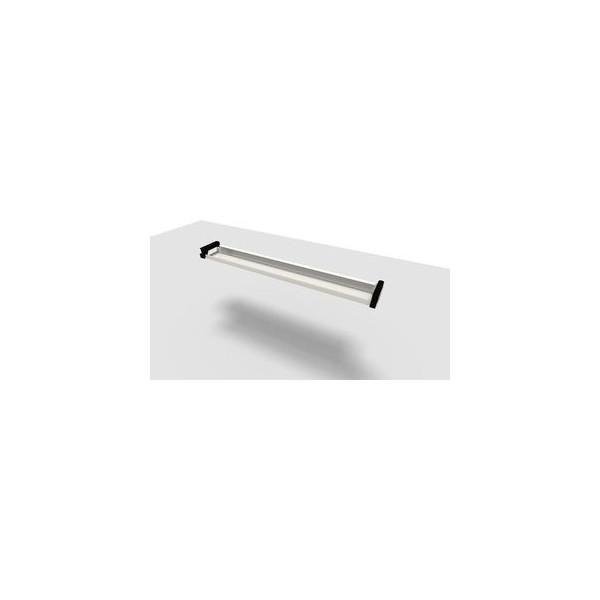 Kabelkanal Jump 160cmTisch M silber für 160 cm 10 AT