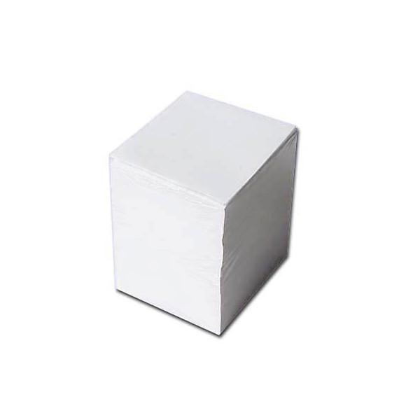 Notizzettel weiß 9,7 x 9,7 cm (BxL) Nachfüllpackung