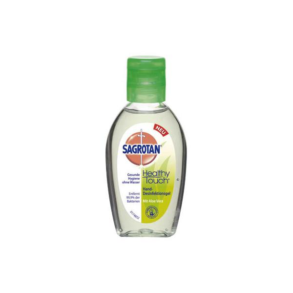 (6,54 EUR/100 ml) Sagrotan Handdesinfektionsgel Healthy Touch Aloe Vera 50 ml