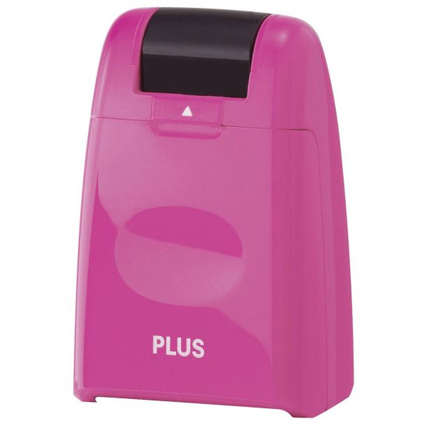 PLUS JAPAN Roll Stempel Camouflage Pink Blister/38093