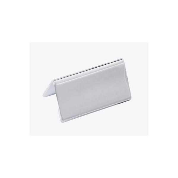 Durable Tischnamensschild 10,0 x 5,2 cm (BxH)