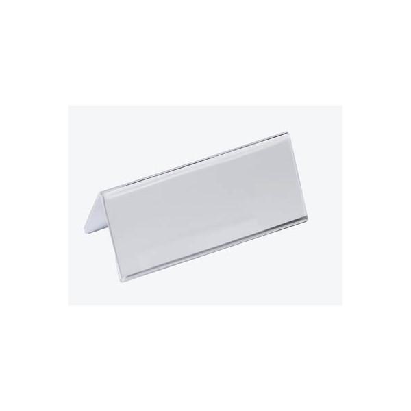 Durable Tischnamensschild 15,0 x 6,1 cm (BxH)