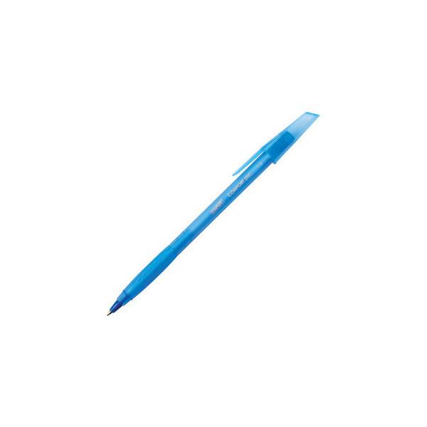 Staples Comfort Grip blau Kugelschreiber 1mm 12 Stück