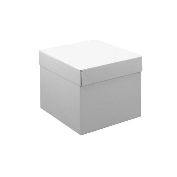 Versandkarton 2-wellig 42 x 36 x 32 cm weiß 20 Stück