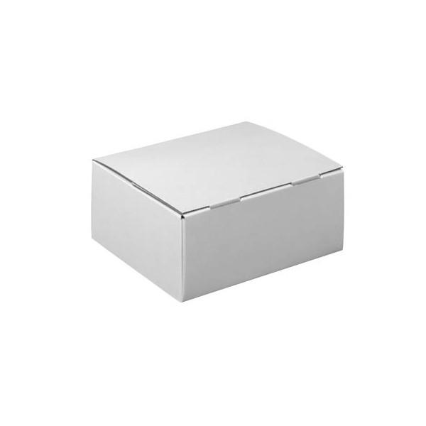 Versandkarton Pack-Set XS 225x145x35 mm weiß 20 Stück