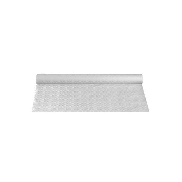 (0,19 EUR/1 m) Papstar Tischtuch 1,0 x 25,0 m (BxL) weiß
