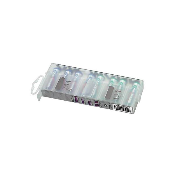 Ansmann Batterie- / Akku-Box zur Batterieaufbewahrung