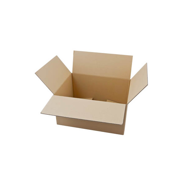 Faltkartons 41 x 31 x 21,7cm braun 20 Stück Wellpappe