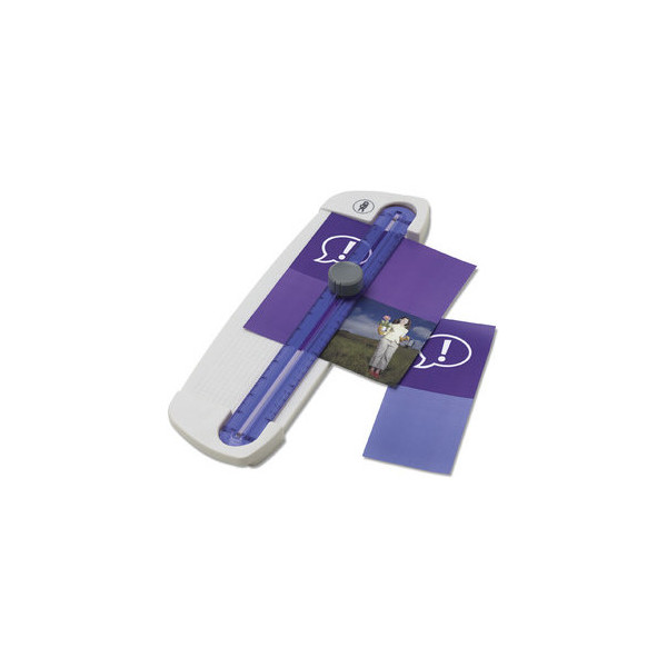 Rexel Rollenschneider SmartCut A100/2101961 5 Blatt Anthrazit 300 mm bis A4 0,2